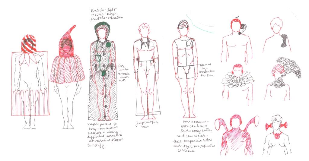 cueco sketches